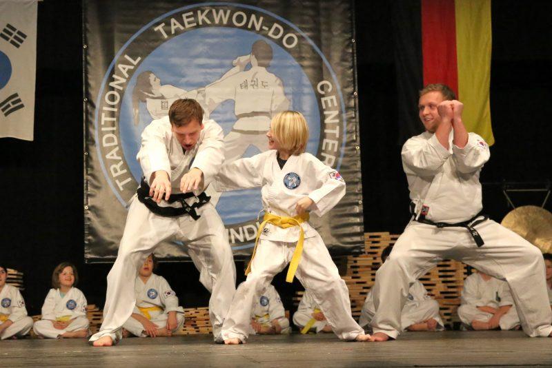 Taekwon-Do für Kinder