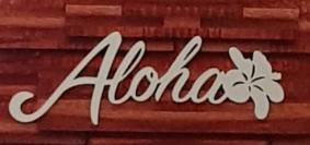 Aloha in Oahu